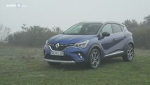 renault captur 2020 prueba video