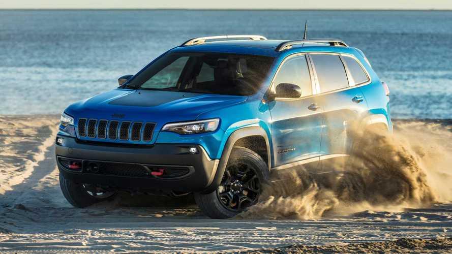 FCA, düşük talep dolayısıyla Jeep Cherokee üretimini duraklatacak