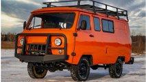 uaz combi expedition furgoneta camper