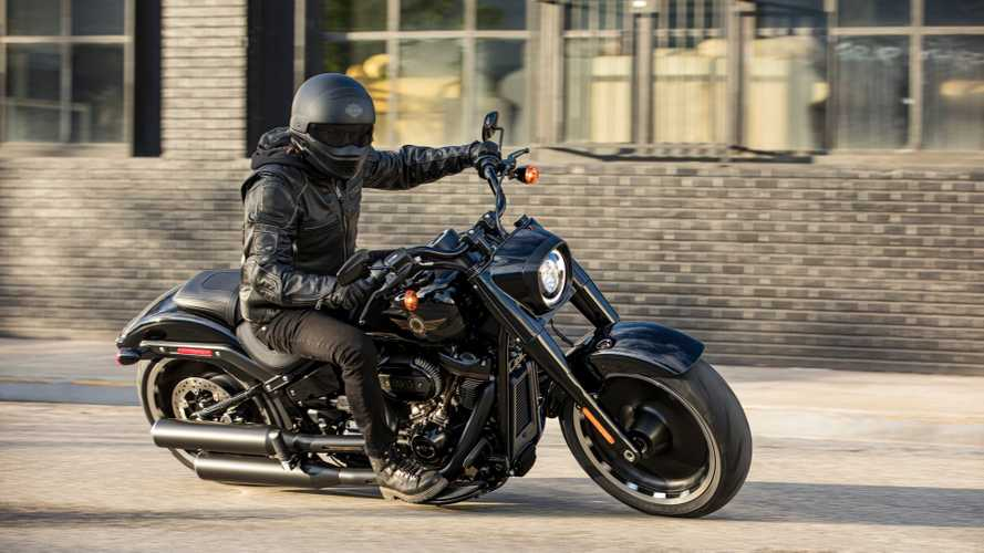 Harley-Davidson Fat Boy 114 Limited Edition 30th Anniversary