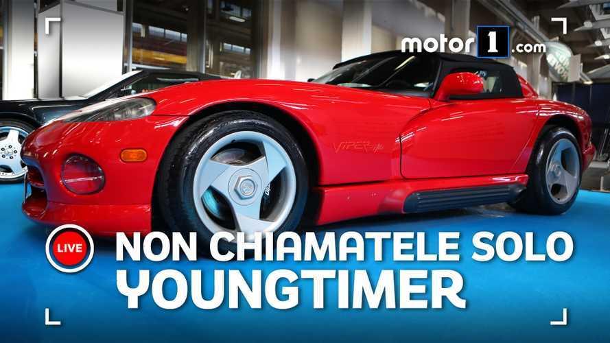 Automotoretrò 2020, le youngtimer più belle