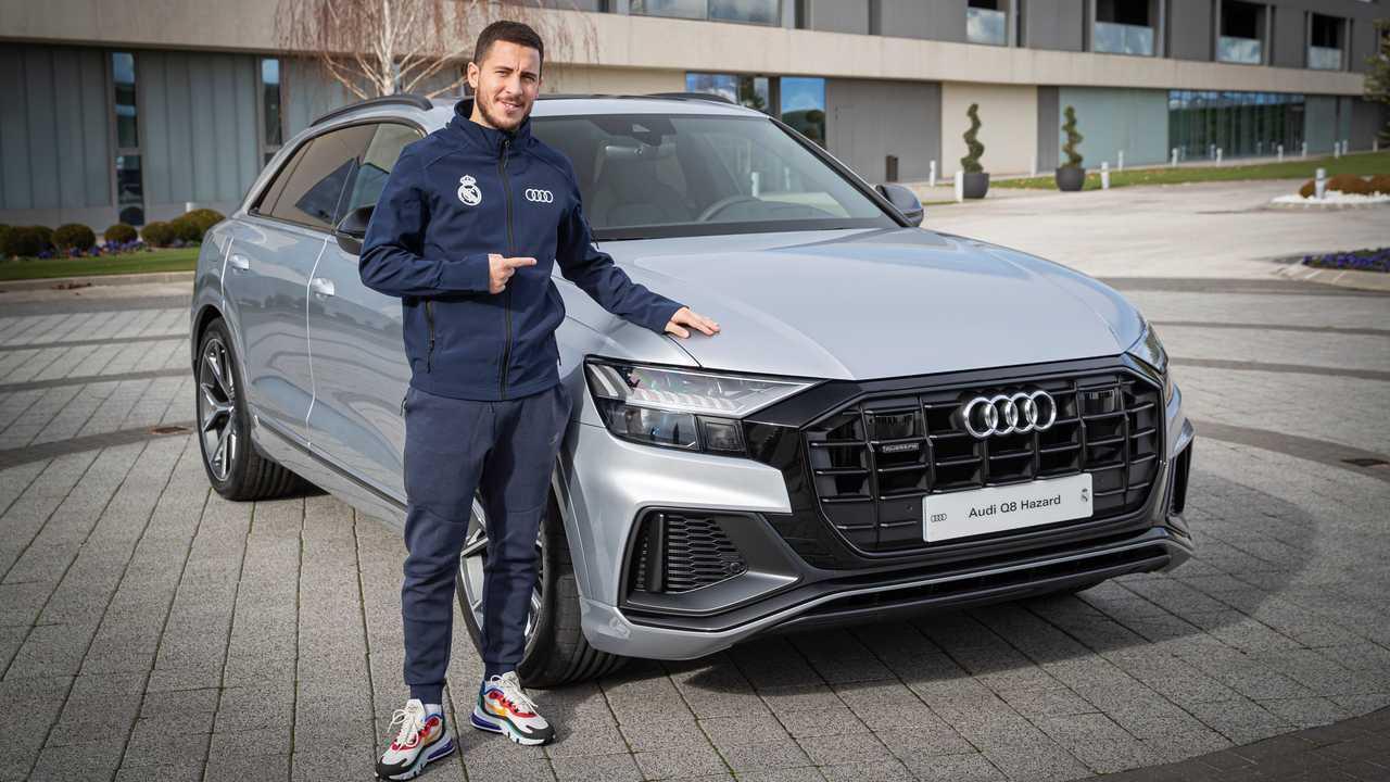 Eden Hazard - Audi Q8
