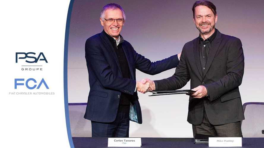 FCA-PSA, accordo raggiunto per la fusione