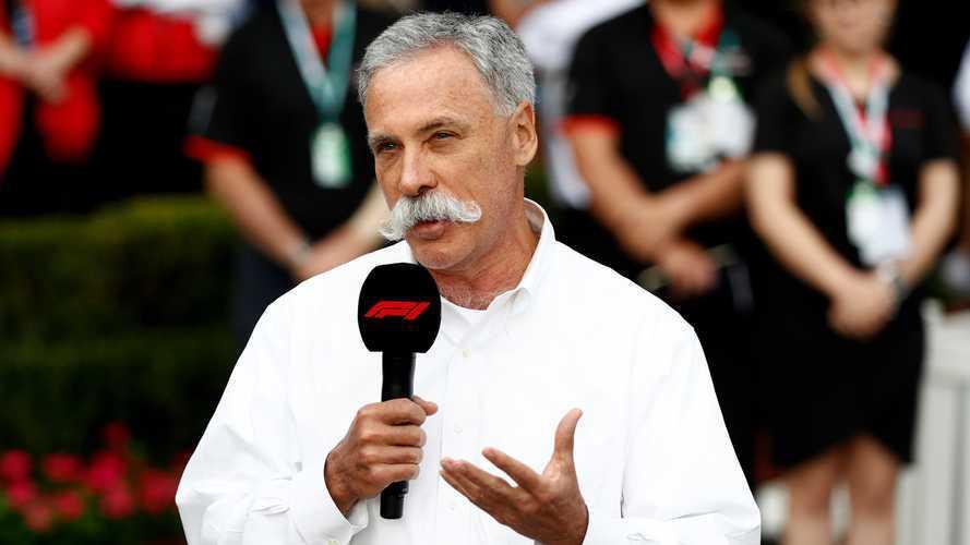 """Carey si scusa: """"La F1 partirà appena sarà garantita sicurezza"""""""