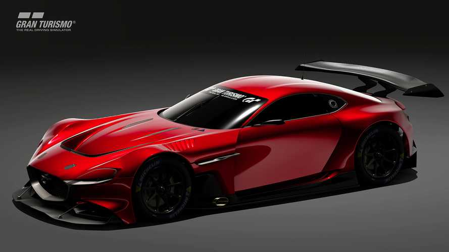 Mazda RX-Vision GT3 Concept heads to Gran Turismo this May