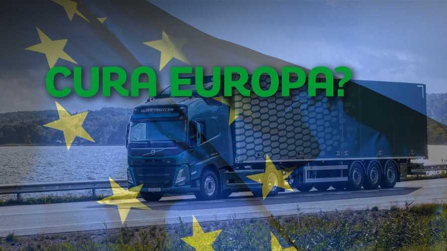 Trasporto merci e Coronavirus. L'Europa prova a reagire