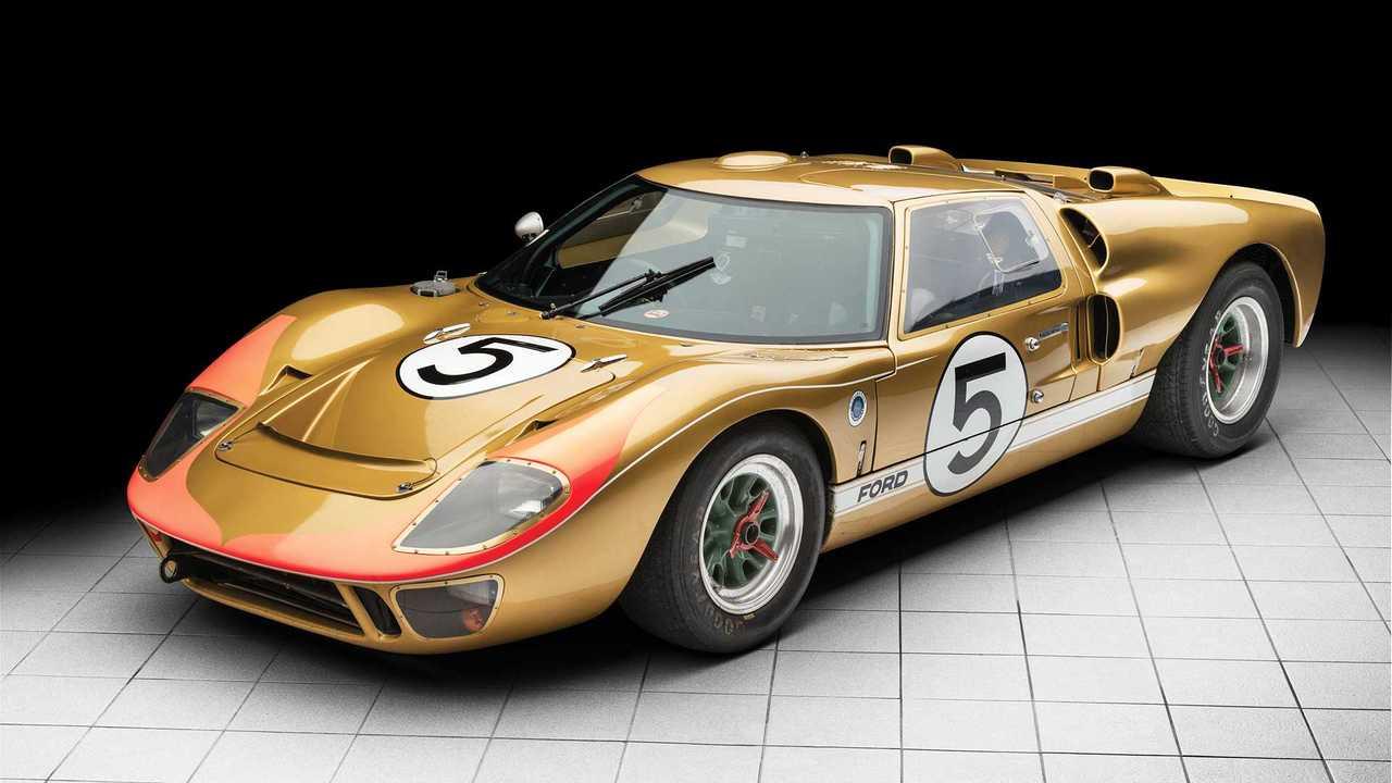 Ford GT40 Mk II (1966) - 9,0 millones de euros