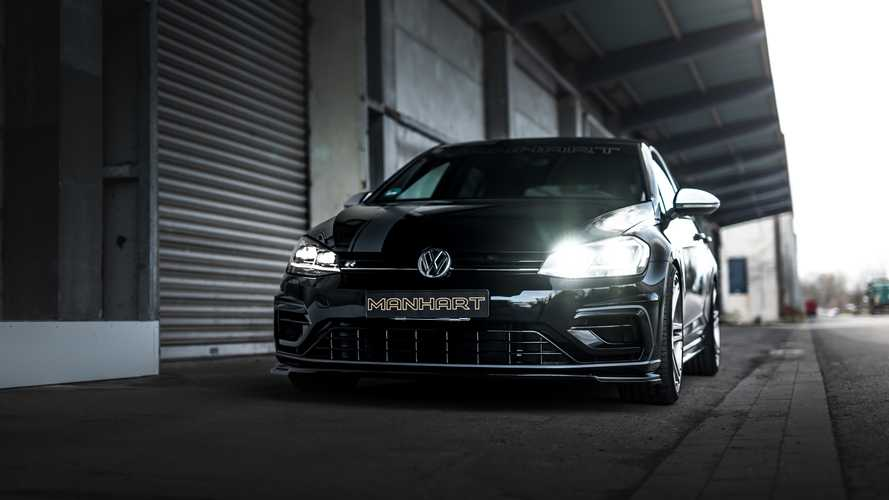 Manhart RS450 based on the VW Golf R