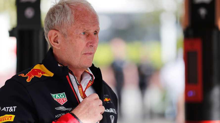 """F1, Marko: """"GP d'Austria solo con le TV, senza media"""""""