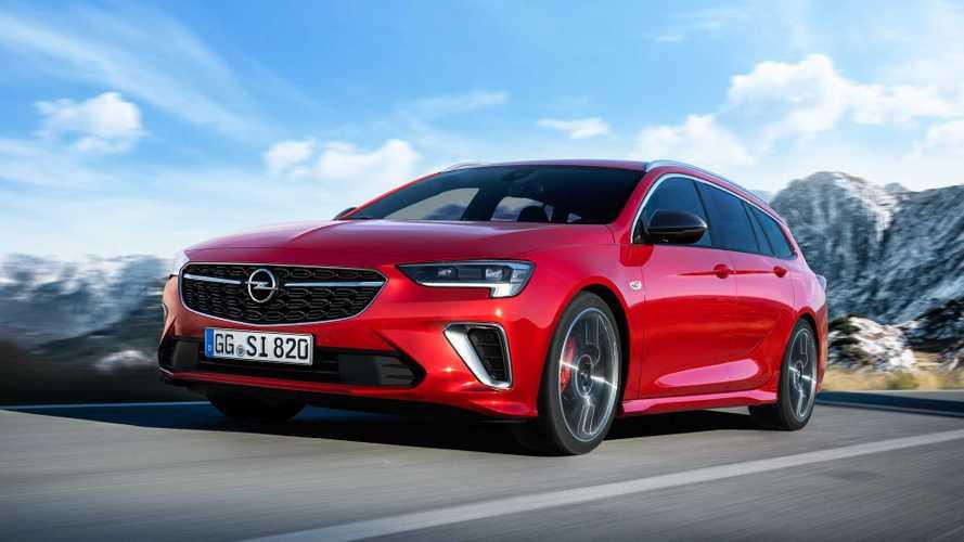 Opel Insignia GSi 2020, con motor de gasolina, 230 CV y tracción 4x4