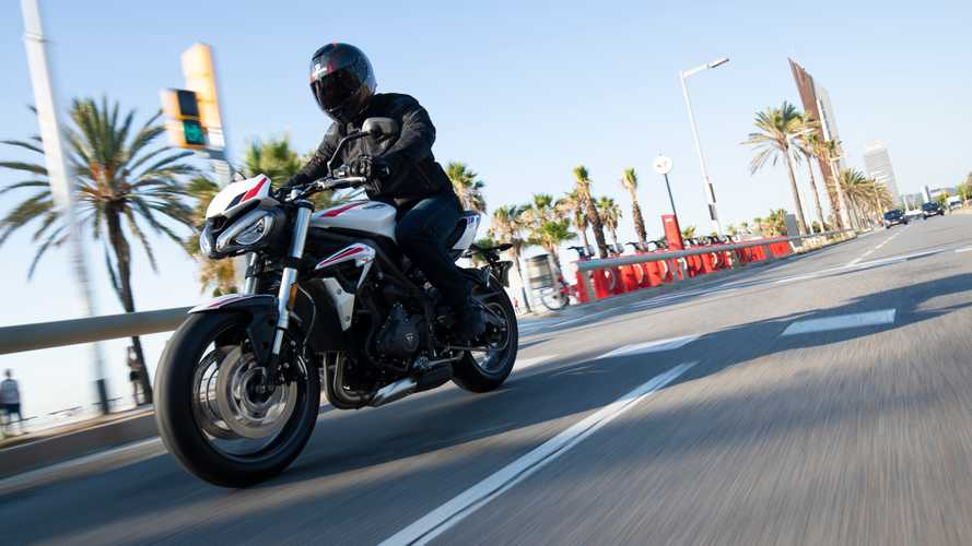 Triumph Updates Domestic-Market Street Triple, Can US Updates Be Far Behind?