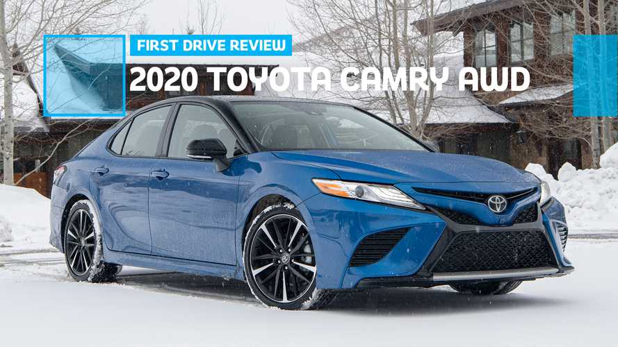 2020 Toyota Camry AWD First Drive Review: Cold Case