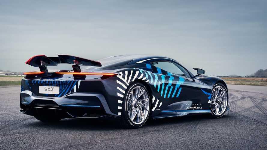 La Pininfarina Battista sfilerà al Goodwood Festival of Speed