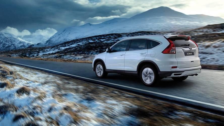 Nueva serie especial para el Honda CR-V 2017
