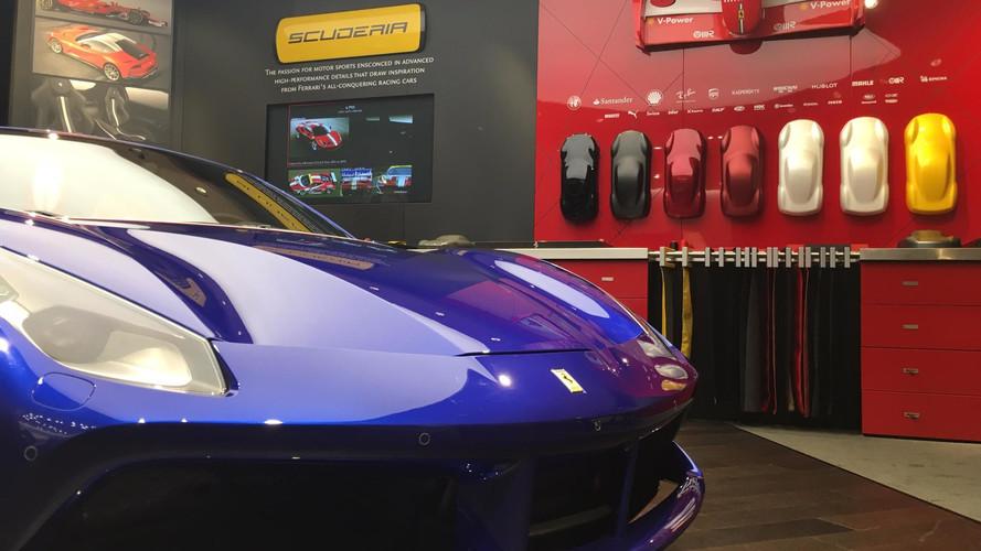 Ferrari 488 Spider 70th Anniversary