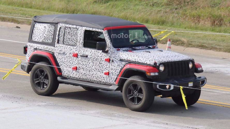 2018 Jeep Wrangler's 2.0L Turbo Engine Rumored To Produce 368 HP