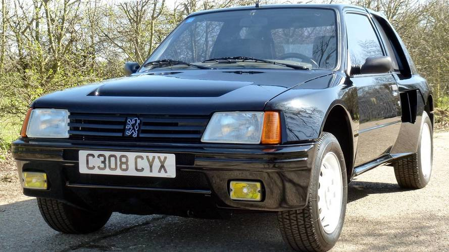 Motor1 Legends: Peugeot 205 T16