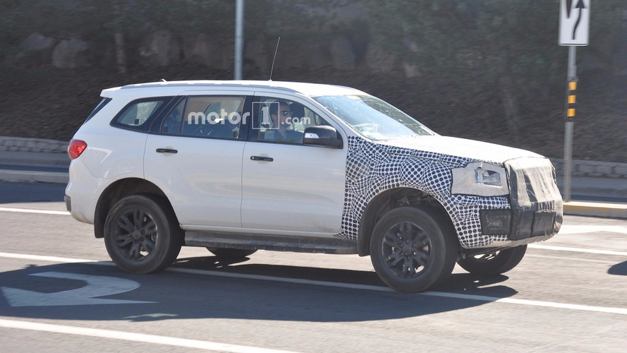 Ford Bronco Mule Spied Testing For The First Time