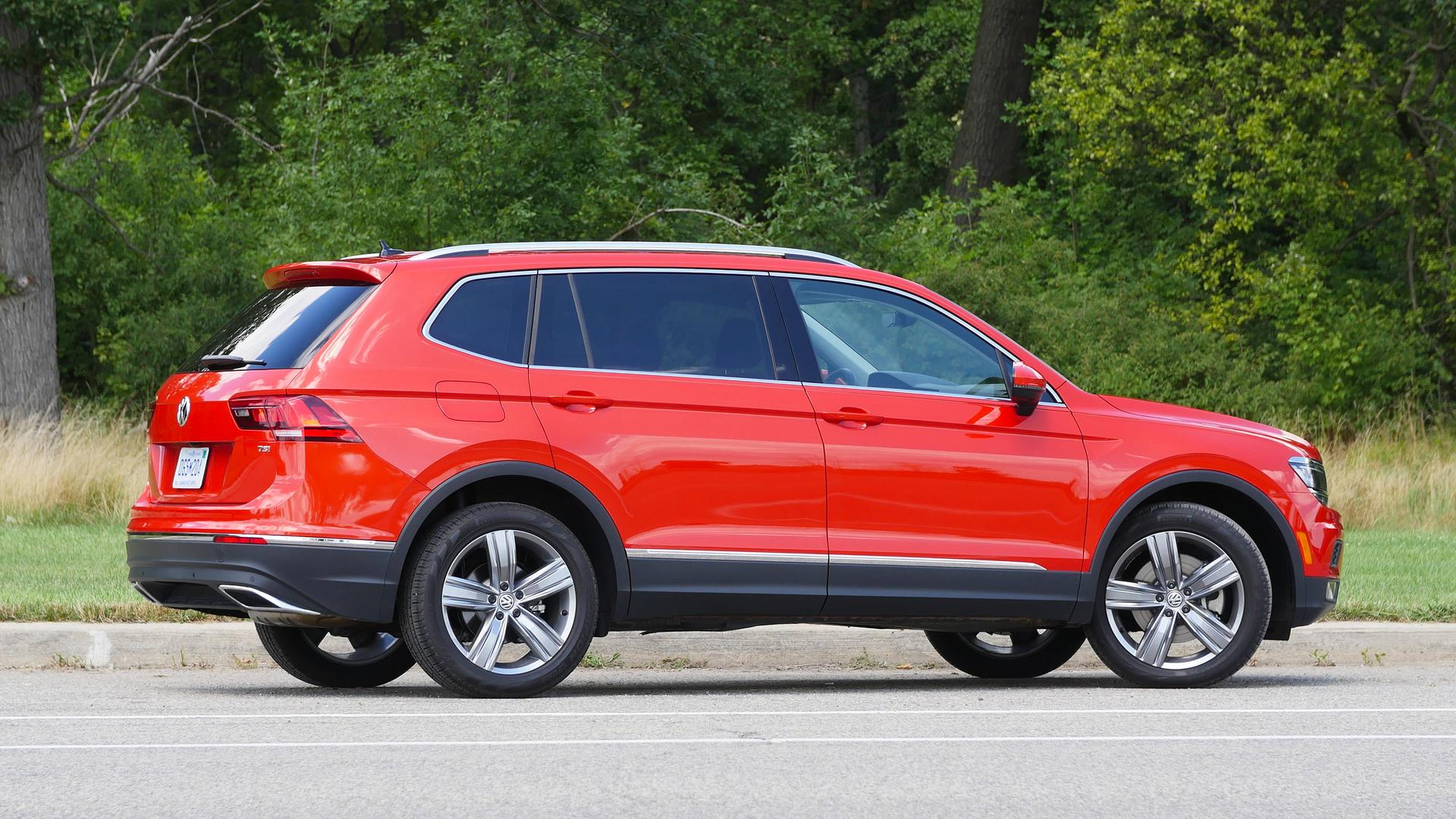 Vw Tiguan 2020 Review.2020 Vw Tiguan Gets Price Hike In Exchange For More Standard