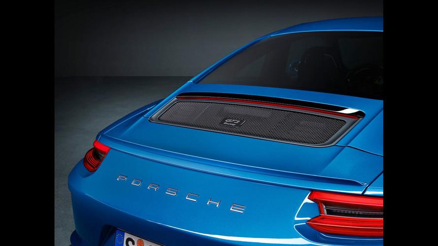 Porsche 911 GT3 Touring Pack resmi fotoğraflar