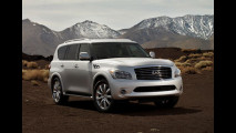 Infiniti QX56 al Salone di New York