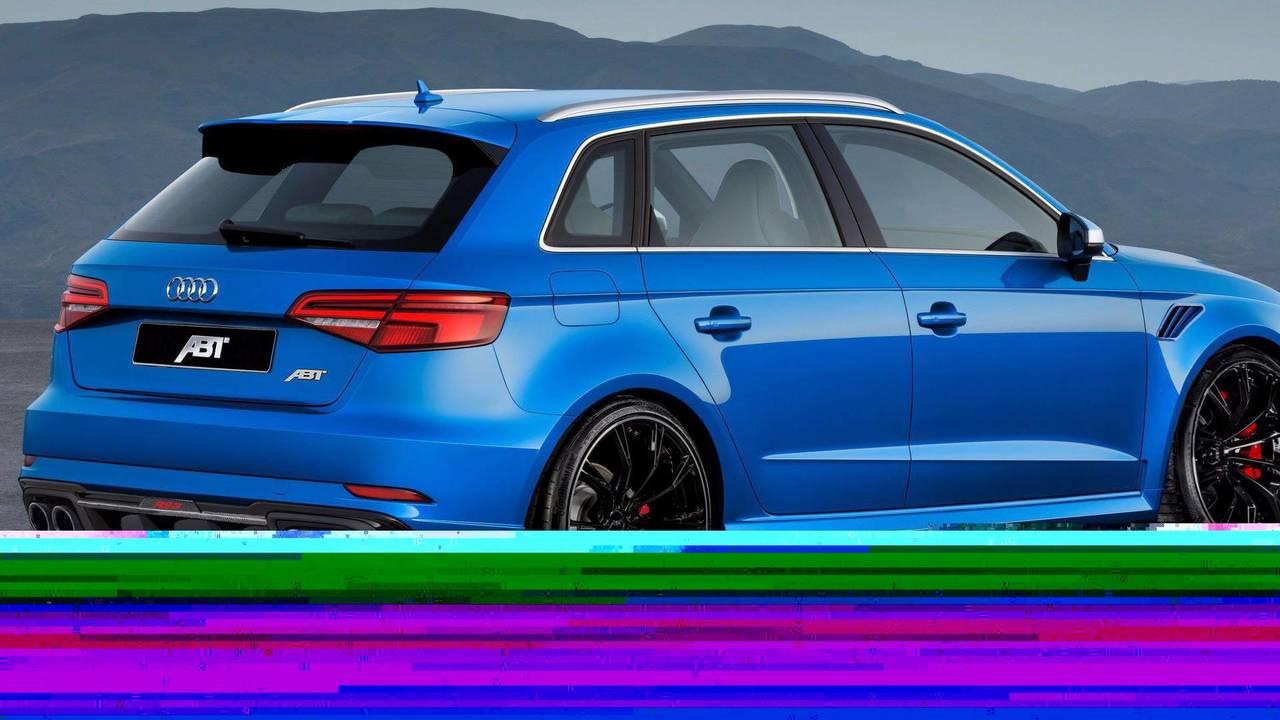 Audi RS 3 par ABT Sportsline