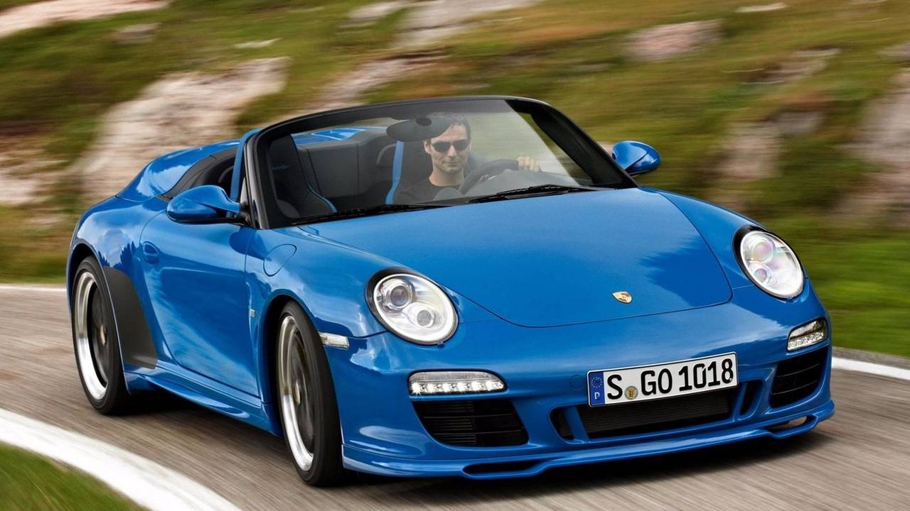 Porsche 911 type 997 Speedster (2011)