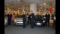 Fiat consegna 25 vettura alla Marina Militare