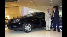Una Lancia Delta al premio Oscar Ennio Morricone