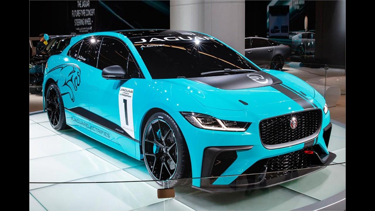 Jaguar I-Pace Trophy