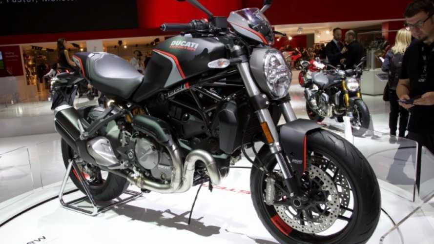 Ducati Monster 821, 26 anni e non sentirli