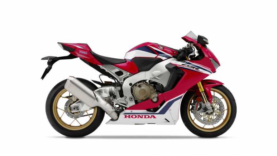 Honda CBR1000RR Fireblade, la supesportiva hi-tech