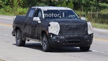 GMC Sierra 1500 Diesel Spy Shots