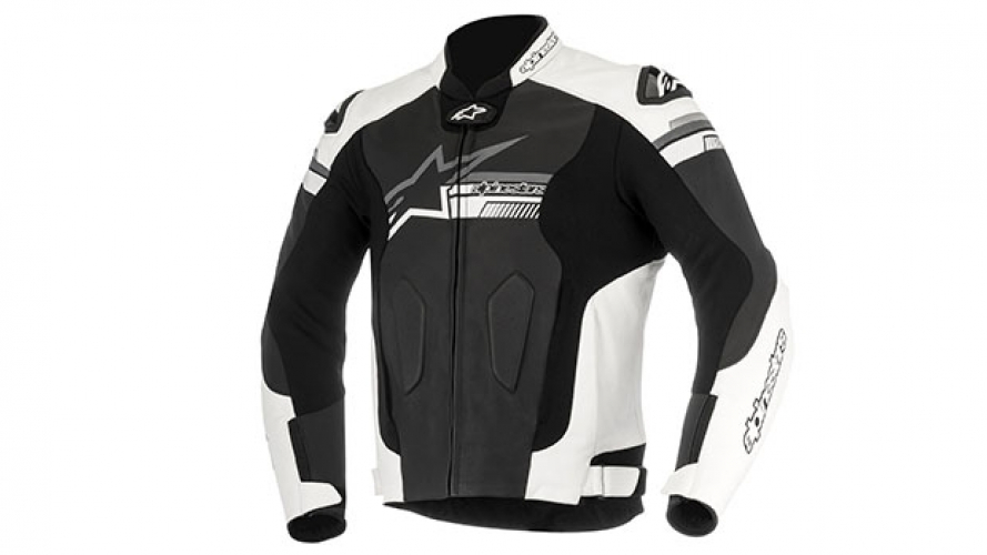 Alpinestars Fuji Leather, la giacca sportiva in pelle all-season