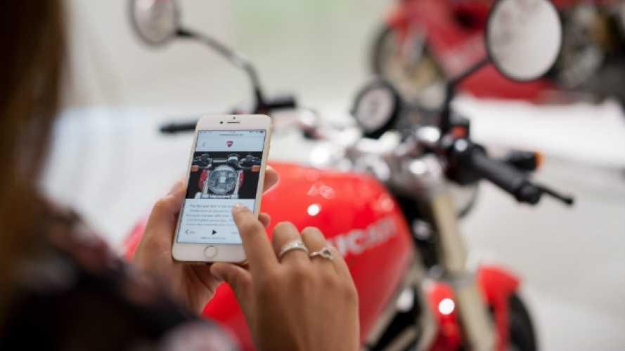 Museo Ducati: arriva la guida in App