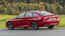 2018 Honda Accord: First Drive