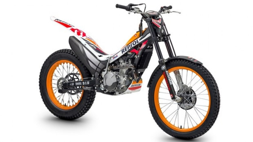 Montesa Cota 4RT260 e Cota Race Replica 2017
