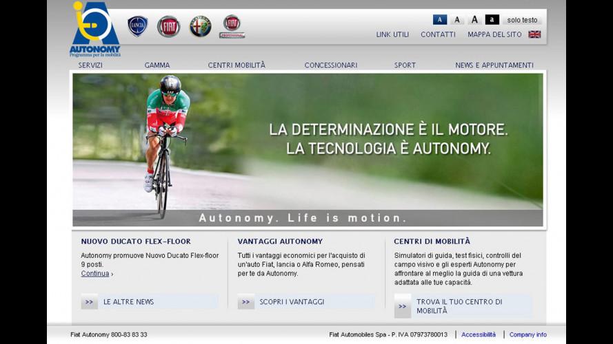Novità per il Programma Autonomy di Fiat Group