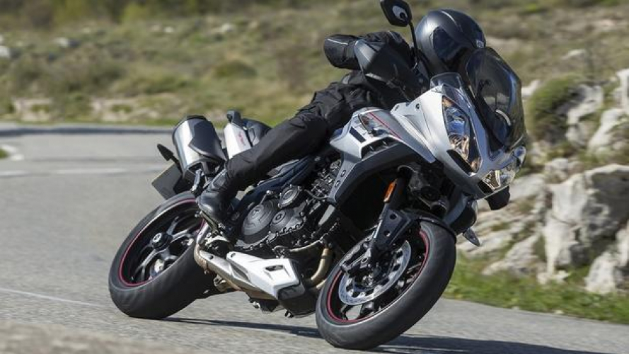 Triumph Tiger Sport 2016 - TEST