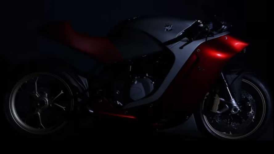 MV Agusta F4Z: secondo teaser [VIDEO]
