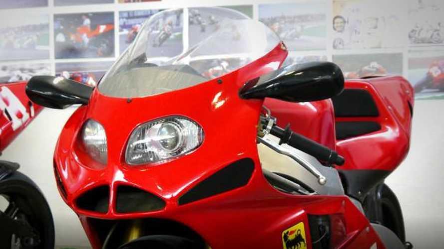Cagiva Ferrari: la moto che non fu mai prodotta