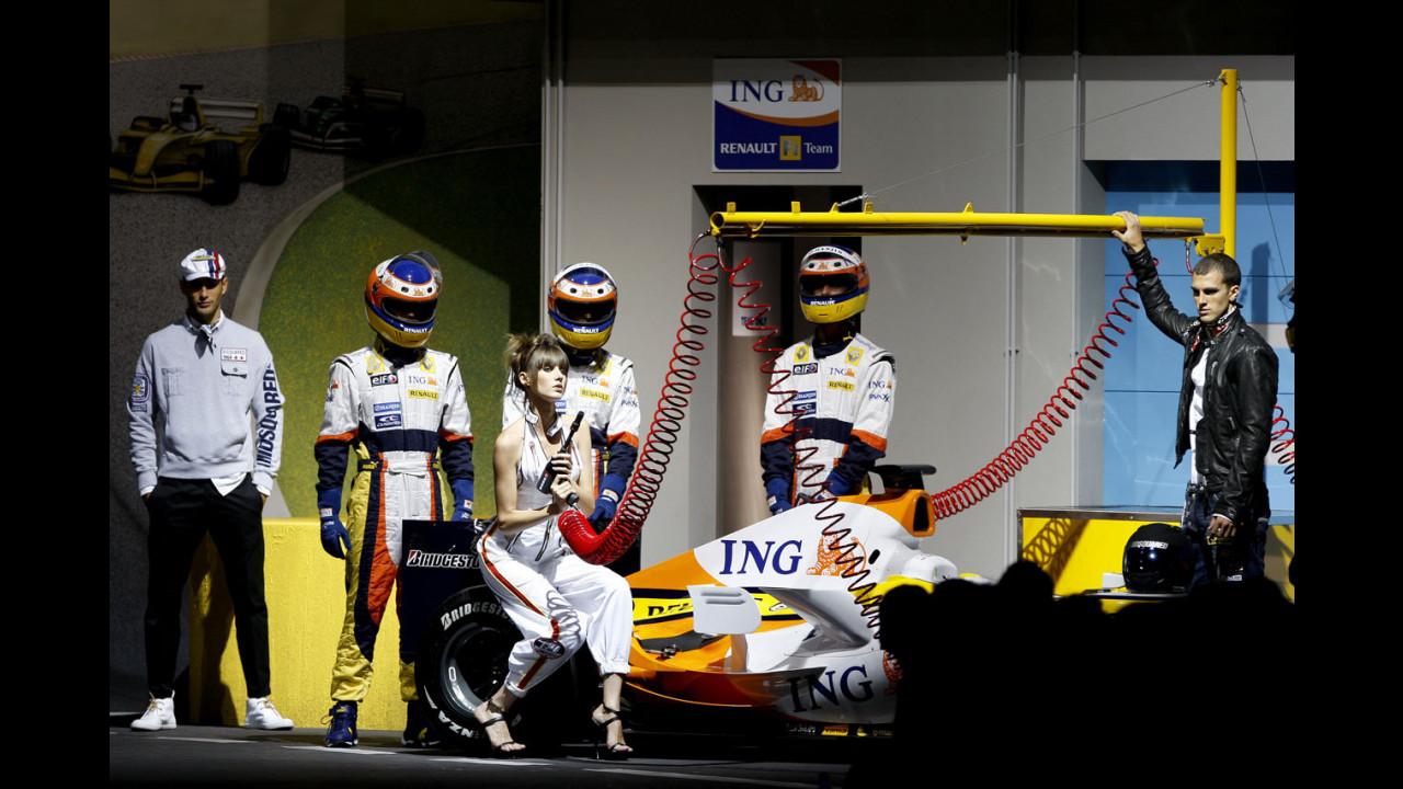 La Formula Uno in passerella!