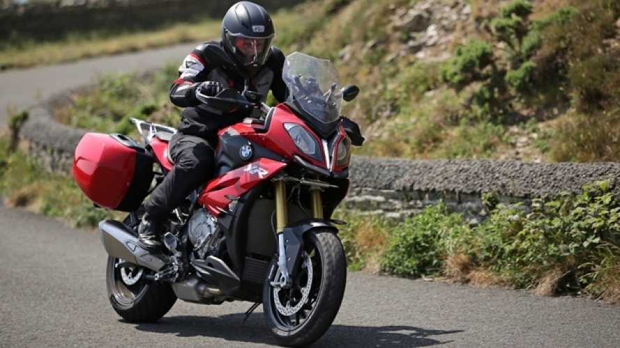 Hard Test: BMW S 1000 XR al Tourist Trophy 2016