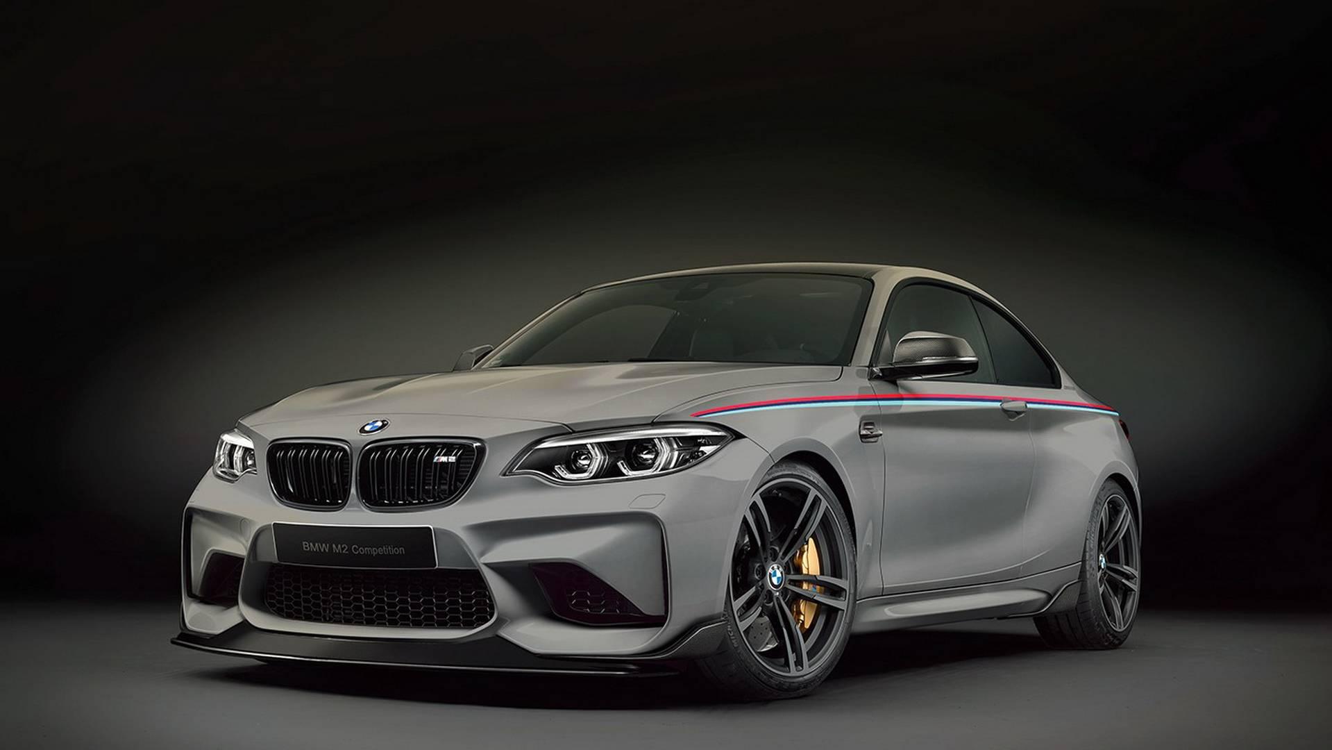 ניס BMW M2 Competition Coming April 25 With 410 Horsepower? HK-44