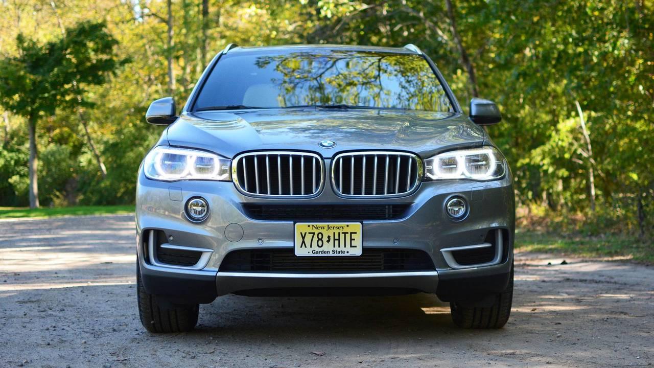 2017 BMW X5 xDrive35d: İnceleme