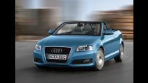 Audi A3 Cabrio con motore 1.6 da 102 CV