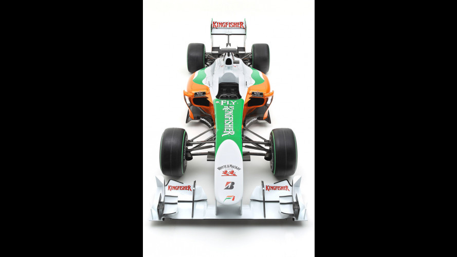 F1: Force India VJM03-Mercedes