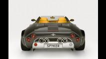 Spyker C12 La Turbie
