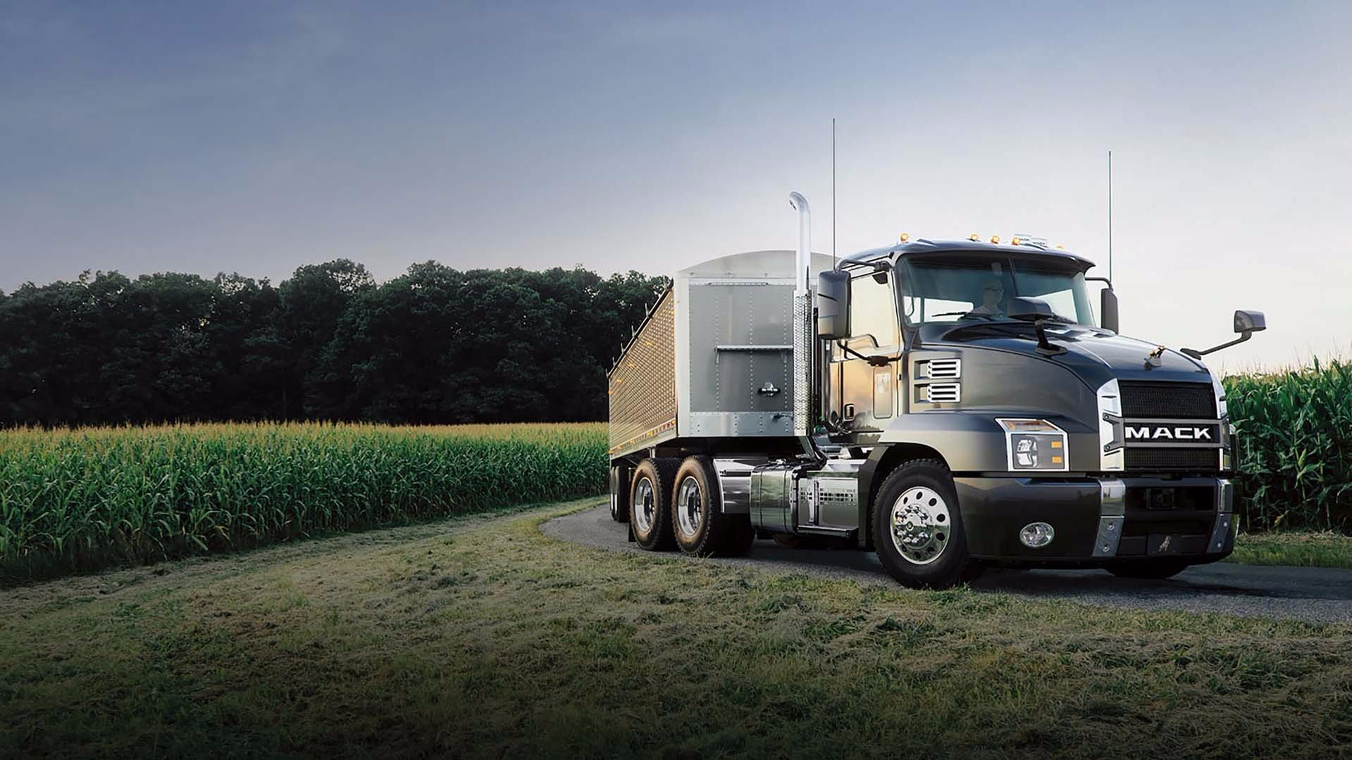 The Mack Anthem Could Be Diesel S Last Stand For Semi Trucks