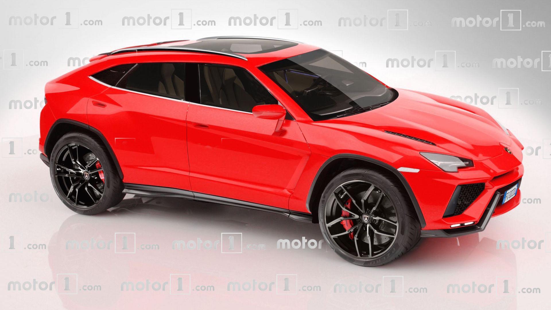 2019 Lamborghini Urus: Design, Engine, Price >> 2019 Lamborghini Urus Everything We Know